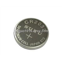 CR2032 SUYU MAX, lithium coin cell, lithium button cell, lithium battery