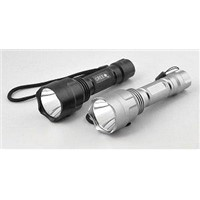 CREE T6 high power LED flashlight