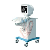 (CX9002) trolley full digital B mode ultrasound scanner