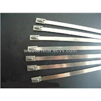 Cable Tie (Stainless Steel & Ball-Lock)
