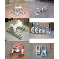 Cable rollers ,Cable Sheaves,Hangers , Cable Guides