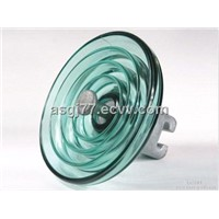 Cap and Pin Type Suspension Toughened Glass Insulator u40b