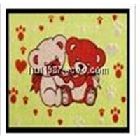 China  customed PVC floor  mat,door mat