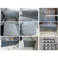 Chinese Granite G654, G687, G603, G636, G664 Tiles, Granite Paving