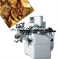 Chocolate gold coin packing machine