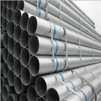Cold Rolled Galvanized Round Pipe
