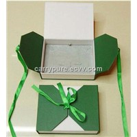 Collapsible Cardboard Gift Box, 3 Pieces