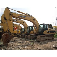 Crawler Used Excavator Caterpillar 330C