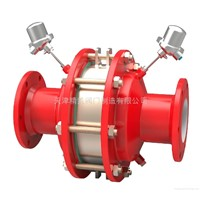 Deflagration Flame Arrester