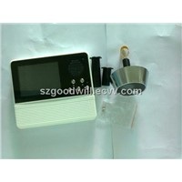 Digital Door Viewer(GW601D-3A)/Take Photo Function/Night-vision effect is very good