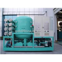 Double Stage High Vacuum Oil Recycling Machine (ZJA Series)