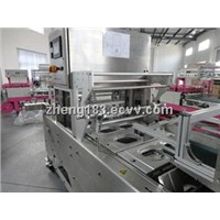 Double automatic sealing machine