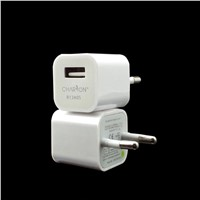 EU travel wall charger for smart phone