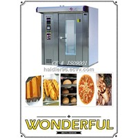 Electric/Gas/Diesel Commercial Bread Rotary Rack Oven