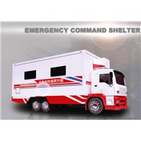Emergency command shelter