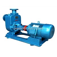 Farm Irrigation Diesel Engine Self Priming Water Pump