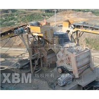 Feldspar Crushing Process
