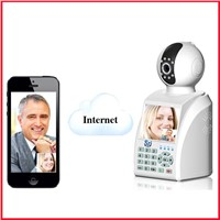 Free Video Call Motion Detection Wifi Camera Wireless P2P IP Camera