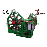 Full Automatic Steel Cage Welding Machine