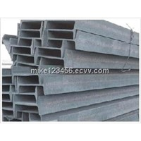 Galvanized Steel I Beam