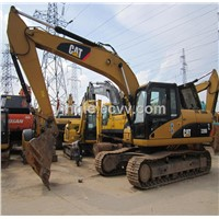 Good Excavator Used Caterpillar 320D