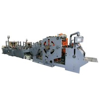 HD-460 High-speed Roll Fed Paper Bag Machine