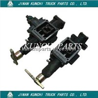 HOWO Gearbox small cover assembly