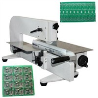Hand push and Manual rigid v-cut pcb separator machine,CWV-2M