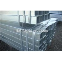 Hot DIP Galvanized Pipe/ HDG Pipe/Galvanized Hollow Section/Zinc Coated Steel Pipe