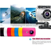 Hot selling product 1.5inch LCD screen 10X 60X digital zoom sport camera 1080p