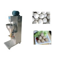 Hot selling stailess steel meatball forming machine
