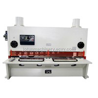 Hydraulic metal cutting shearing machine
