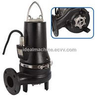 IDEAL heavy-duty submersible sewage pump with cutter