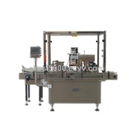 Injectable Vial Filling, Stoppering, Crimp Sealing Machine
