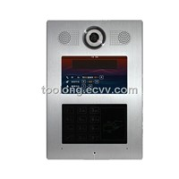 IP Intercom Door Phone System for Building Host Camera