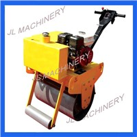 JL-10 10KN Hydraulic drive mechanical vibratory walk behind single drum road roller