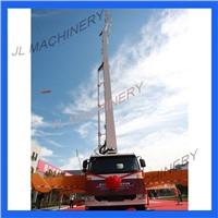 JL-68M Construction industry machinery  8x4/10x4   68m truck mounted concrete pump truck