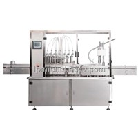 KVGG-8 Liquid Filling and Capping Machine