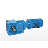 K Series Helical Bevel Gearbox