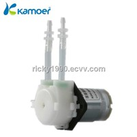 Kamoer mini water pump peristaltic pump