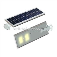 LED Solar Integrated Street Light