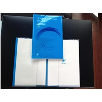 Lens Cleaning Paper with folding bag, Lens Cleaning Tissue with folding bag