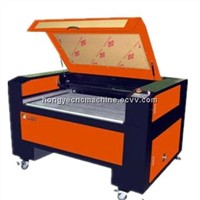 Long Life Portable Cheap Fabric/Arylic/Magnet /Leather Co2 Laser Cutting Engraving Machine QL-1610