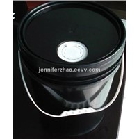 Lubricant Barrel,Paint Pail,Plastic Bucket with Lid,PP Pail for Chemical Packaging,UV Resistant