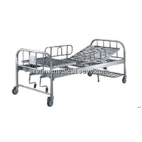 Medical Furniture S.S. Two-crank Rolling bed RF-312