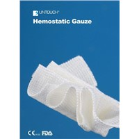 Medical Sterile Surgical Soluble Hemostatic CMC Gauze