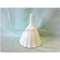 Modern New Design Porcelain Flower Vase