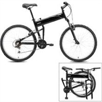 Montague Folding bikes X50 18-Speed Mountain Bike Bicycle (M) 18