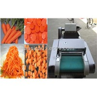 Multifunctional stainless steel vegetable cutting machine, automatic vegetable cutter
