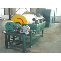 NCT dewatering magnetic separator